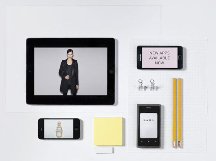 Zara apps