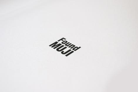 Found Muji logo