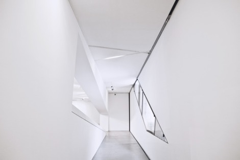 Jewish museum, Berlin - Photo by CEREAL magazine
