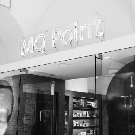 Alba Benitez   MQ Point shop at Vienna's MuseumsQuartier
