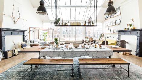 Alba Benítez |Working girl lifestlye blog | The Link #3 Enter The Loft |Amsterdam | Interiors, shop and design