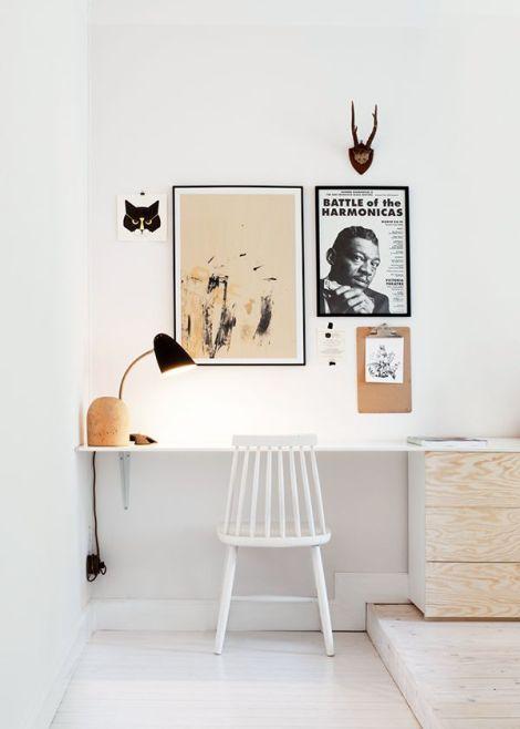 Alba Benitez | Working girl lifestyle blog |5 ways to deal with multitasking and stress | desk